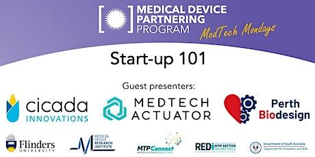 MDPP Presents: MedTech Mondays - MedTech Startup 101 tickets