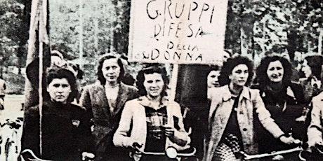 Women and the Schools of Reggio Emilia tickets