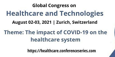 Global Congress on Healthcare and Technologies Tickets