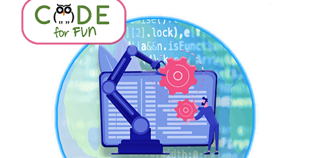 Machine Learning: Online Summer Camp! - 6/21-6/25 -1pm to 4 pm (PDT) tickets