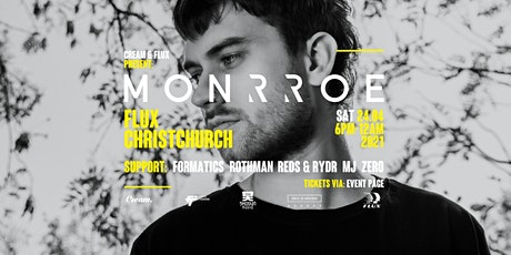 Liquid Sessions: Monrroe (UK) tickets