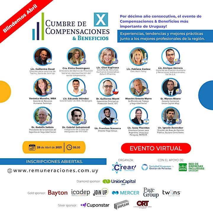 Imagen de X Cumbre de Compensaciones & Beneficios