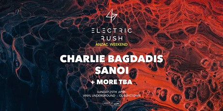 Electric Rush ft. Sanoi & Charlie Bagdadis tickets