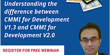 Difference between CMMI for Development V1.3 and CMMI for Development V2.0 tickets