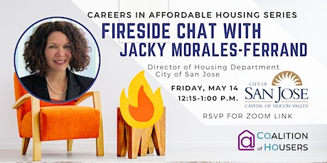 Careers in Affordable Housing: Fireside Chat with Jacky Morales-Ferrand tickets