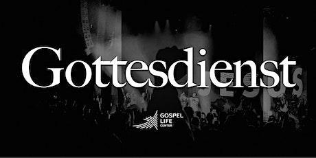 GOTTESDIENST Tickets