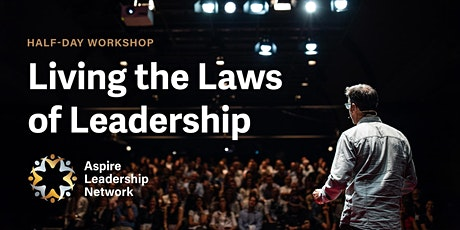 Living the Laws of Leadership tickets