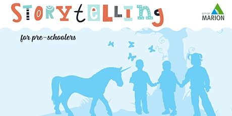 Storytelling for Preschoolers @ Cultural Centre tickets
