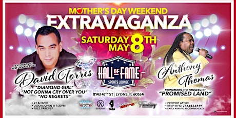 Mother's Day Weekend Extravaganza tickets