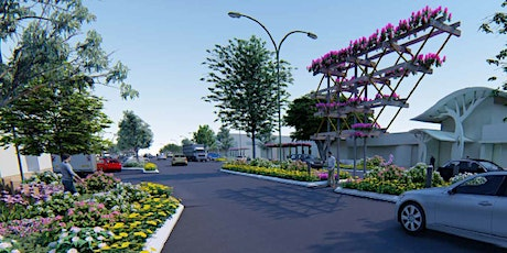 Miles CBD Streetscape Community Action Plan Hand-Over - 15 April 2021 tickets