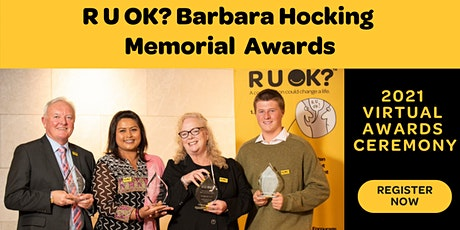 Barbara Hocking Memorial Awards Ceremony 2021 tickets