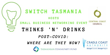 THINKS 'N' DRINKS : Post-Covid - Where Are They Now?? tickets