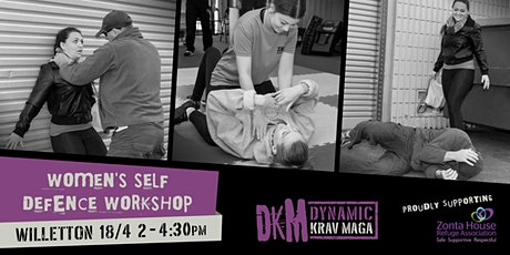 """""""Walk Tall"""" - Practical self defence workshop for women tickets"""