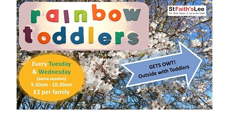 Rainbow Toddlers Gets OWT tickets