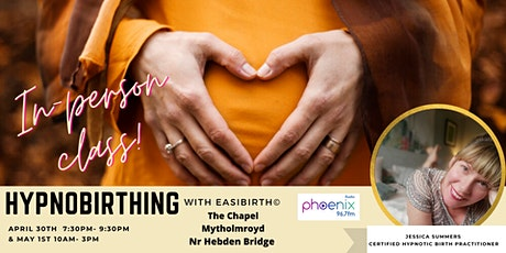 Hypnosis For Birth (in person class) tickets