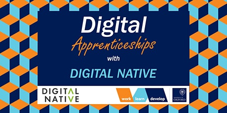 Digital Apprenticeships with Digital Native | Apprenticeship Expo tickets