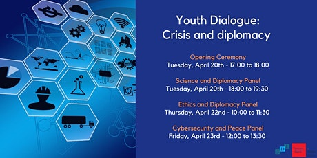 Youth Dialogue - Crisis and Diplomacy tickets