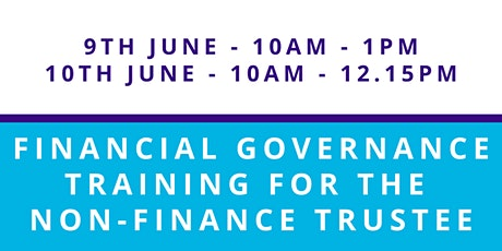 Boardmatch: Online Financial Governance Course for Non-Finance Trustees tickets
