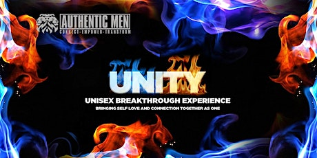 Unity - Breakthrough Experience for Men & Woman tickets