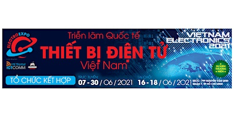 VIETNAM ELECTRONICS 2021 tickets