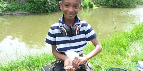 Free Let's Fish! - West Bromwich - Learn to Fish session tickets