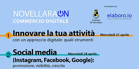 Novellara ON - Commercio digitale biglietti