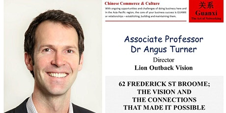 Guanxi with Associate Professor Dr Angus Turner tickets