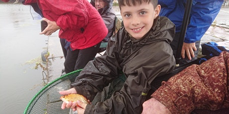 Free Let's Fish! - Walsall- Learn to Fish session tickets