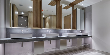 CPD Seminar - Specifying Sustainable Washrooms tickets