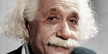 A Meeting with Albert Einstein (free interactive talk) tickets