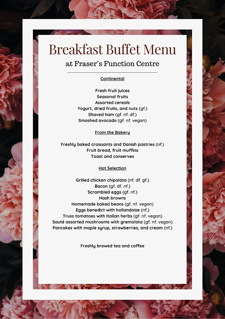 Mother's Day Breakfast Buffet image