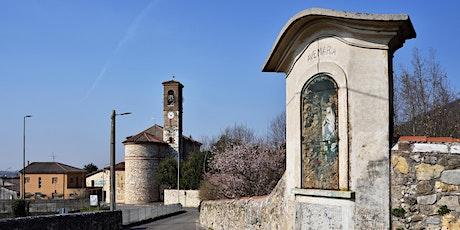 Storie di Pietre e Santi: Parrocchiale di Ronco, borgo e galleria d 'arte biglietti