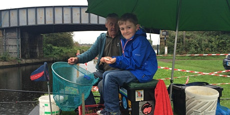Free Let's Fish! - Oldham - Learn to Fish session - Rochdale Walton AS tickets
