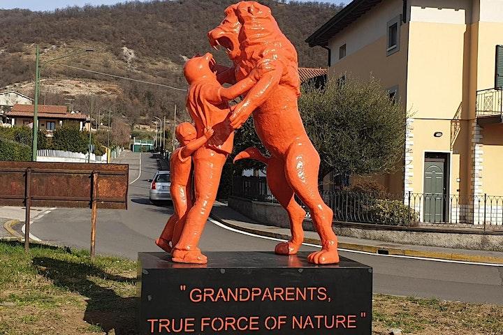 Immagine Storie di Pietre e Santi: Parrocchiale di Ronco, borgo e galleria d 'arte