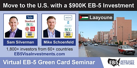 U.S. Green Card Virtual Seminar – Laayoune, Western Sahara tickets