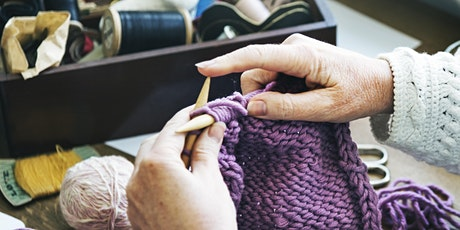 A Crochet Taster for Wellbeing tickets