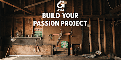 Online Workshop: Build Your Passion Project tickets