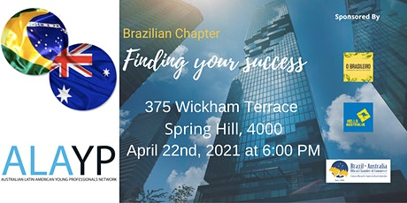 ALAYP Brazilian Chapter 2021 - Finding your Success tickets