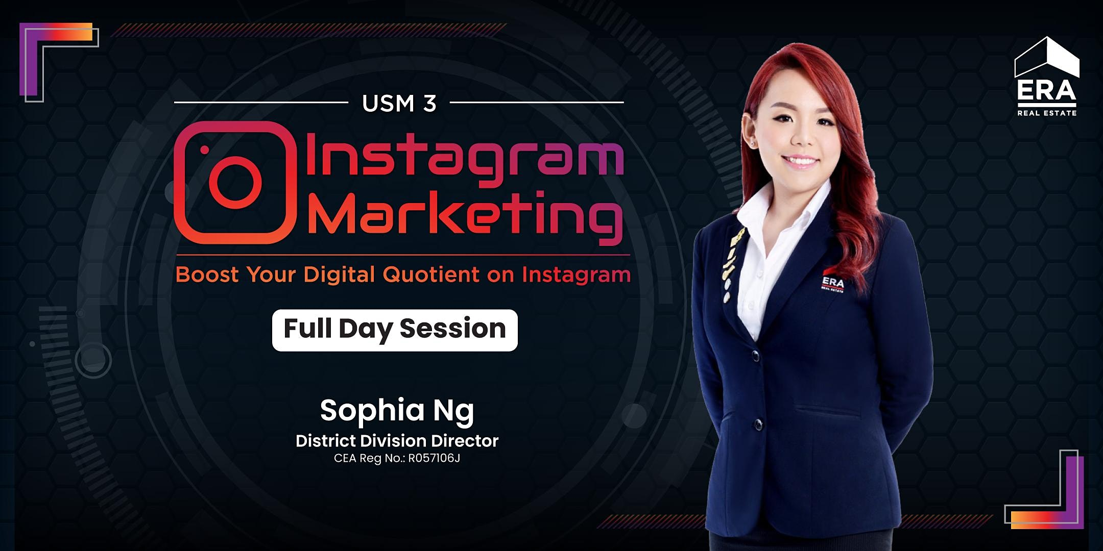 USM 3 : Instagram Marketing