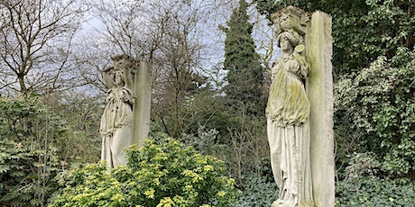 Sculpture Stories - the journey of the Caryatids through Southwark. tickets