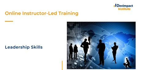 Training on Leadership Skills biglietti