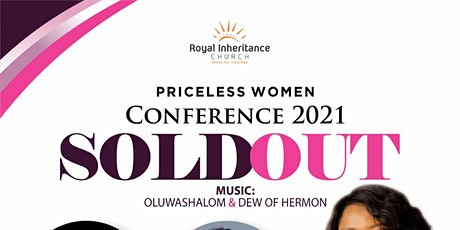 PRICELESS WOMEN CONFERENCE 2021 tickets