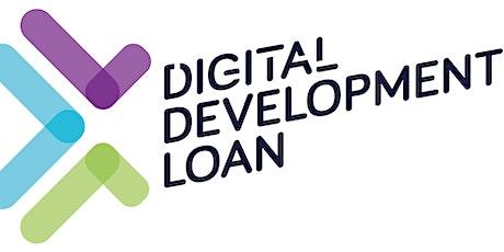 Discover The Digital Development Loan tickets