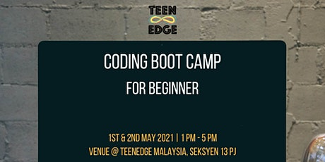 2-Day Coding Boot Camp for Beginner tickets