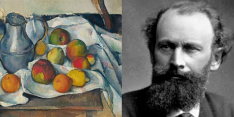 Holiday 3 sessions Zoom Workshop (Acrylic Painting): Study of Paul Cézanne tickets
