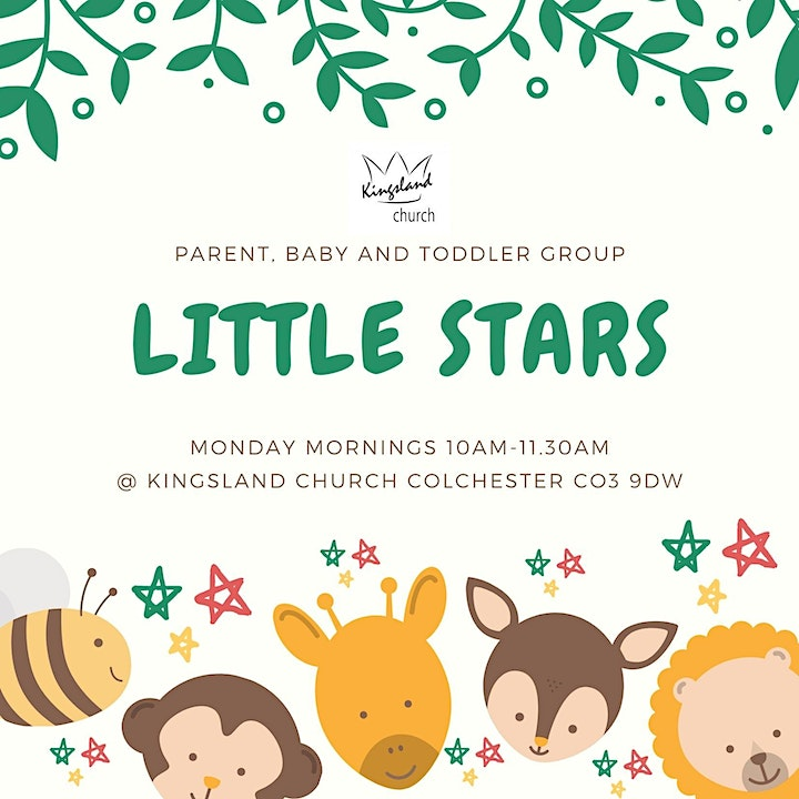 Kingsland Little Stars Baby and Toddler Group image
