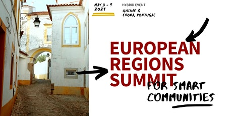 European Regions Summit for Smart Communities bilhetes