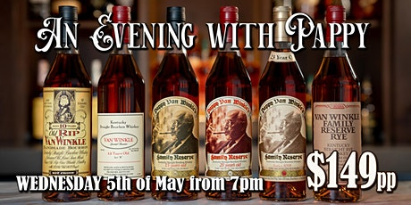 An Evening with Pappy 2021 - IN VENUE tickets