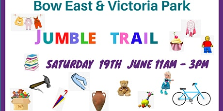 Bow East and Victoria Park Jumble Trail tickets