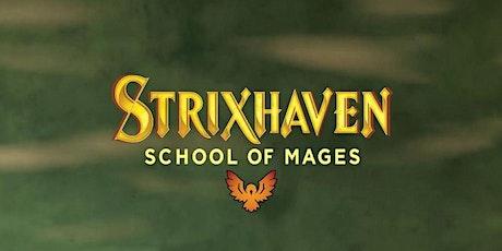 Strixhaven PreRelease tickets